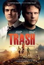 Poster do filme Trash: A Esperança Vem do Lixo