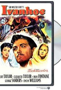 Poster do filme Ivanhoé, o Vingador do Rei