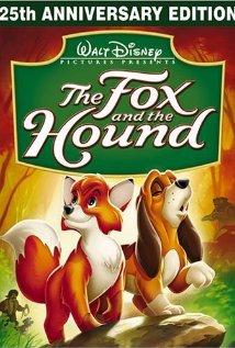 Poster do filme O Cão e a Raposa