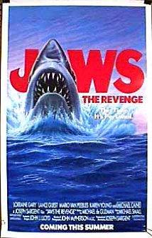 Poster do filme Tubarão - A Vingança