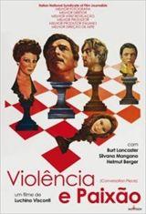 Poster do filme Violência e Paixão