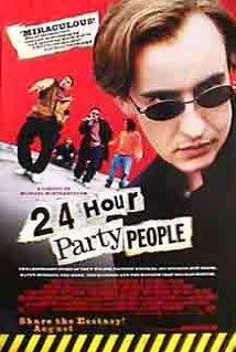Poster do filme A Festa Nunca Termina