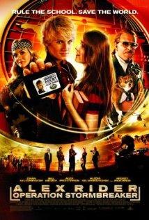 Poster do filme Alex Rider Contra o Tempo