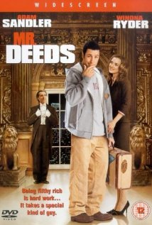 Poster do filme A Herança de Mr. Deeds