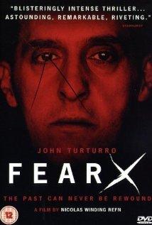 Poster do filme Medo X