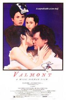 Poster do filme Valmont - Uma História de Seduções