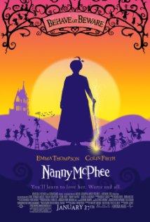 Poster do filme Nanny McPhee - A Babá Encantada