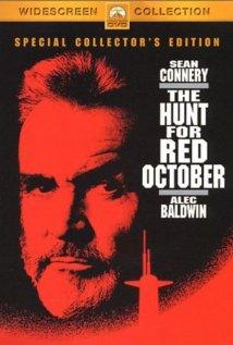 Poster do filme Caçada ao Outubro Vermelho