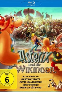 Poster do filme Asterix e os Vikings