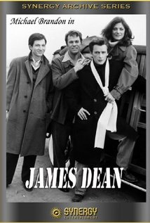 Poster do filme A História de James Dean