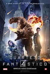 Poster do filme Quarteto Fantástico