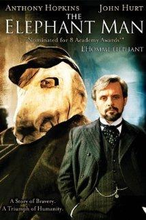 Poster do filme O Homem Elefante