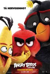 Poster do filme Angry Birds - O Filme