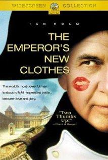 Poster do filme As Novas Roupas do Imperador