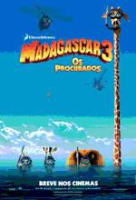 poster Madagascar 3: Os Procurados