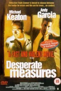 Poster do filme Medidas Desesperadas