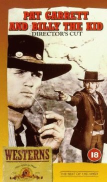 Poster do filme Pat Garrett & Billy the Kid