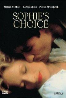 Poster do filme A Escolha de Sofia