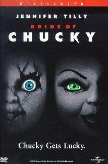Poster do filme A Noiva de Chucky