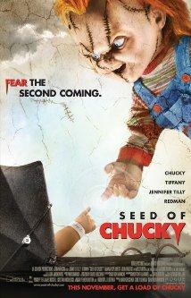 Poster do filme O Filho de Chucky