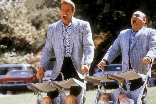 Imagem 3 do filme Irmãos Gêmeos