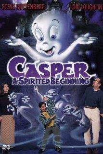 Poster do filme Casper - Gasparzinho - Como Tudo Começou