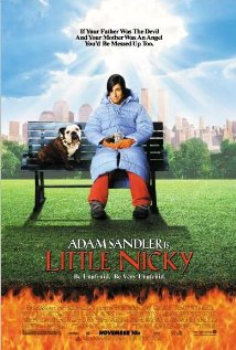 Poster do filme Little Nicky, Um Diabo Diferente