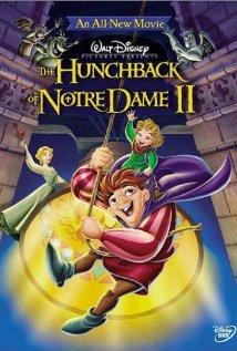 Poster do filme O Corcunda de Notre Dame II