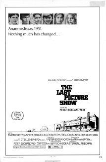 Poster do filme A Última Sessão de Cinema