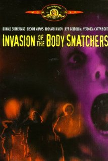 Poster do filme Os Invasores de Corpos