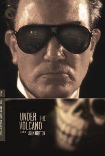 Poster do filme À Sombra do Vulcão