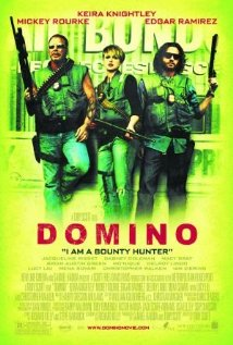 Poster do filme Domino - A Caçadora de Recompensas