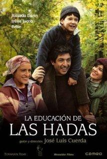 Poster do filme A Educação das Fadas