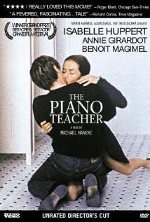 Poster do filme A Professora de Piano