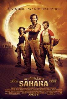 Poster do filme Sahara