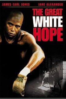 Poster do filme A Grande Esperança Branca