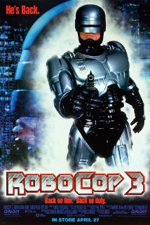 Poster do filme RoboCop 3