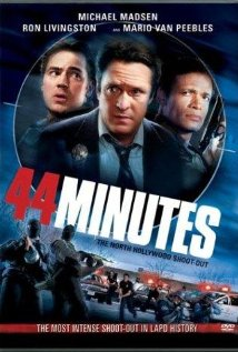 Poster do filme 44 Minutos: O Tiroteio de North Hollywood