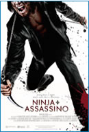 Poster do filme Ninja Assassino