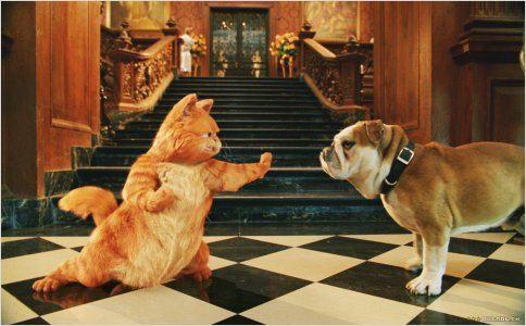 Imagem 3 do filme Garfield 2