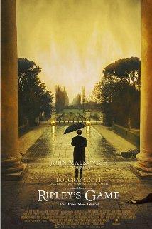Poster do filme O Retorno do Talentoso Ripley