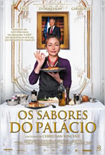 Poster do filme Os Sabores do Palácio