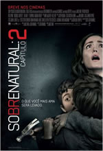 Poster do filme Sobrenatural: Capítulo 2