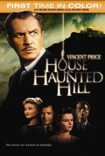 Poster do filme A Casa dos Maus Espíritos