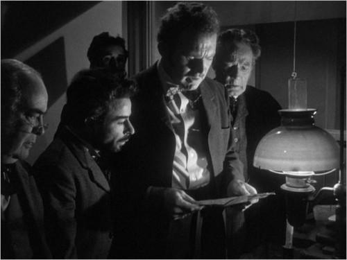 Imagem 1 do filme A Dama de Preto