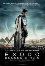 Poster do filme Êxodo: Deuses e Reis