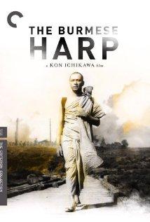 Poster do filme A Harpa da Birmânia
