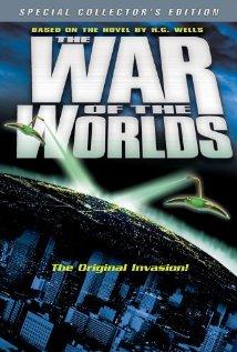 Poster do filme A Guerra dos Mundos