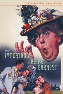 Poster do filme A Importância de Ser Ernesto