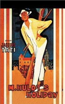 Poster do filme As Férias do Sr. Hulot